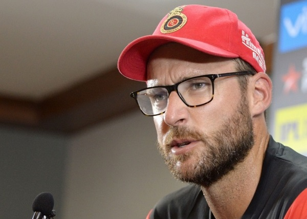 Daniel Vettori removed as coach of RCB in IPL 2019