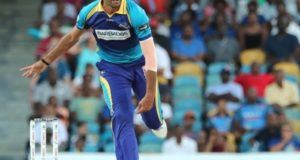 Mohammad Irfan bowls the most economical spell of T20 Cricket