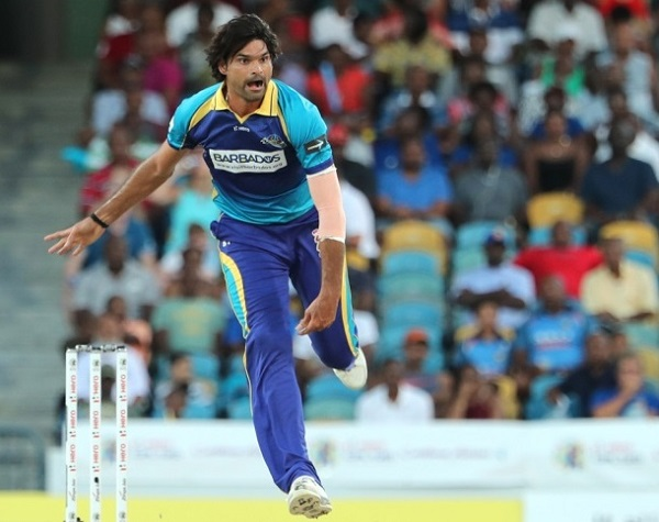 Mohammed Irfan breaks T20 record in CPL 2018