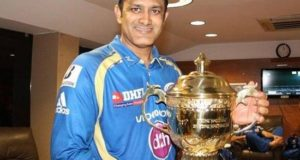 Report: Anil Kumble may mentor Delhi Daredevils in IPL's 12th season