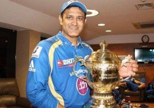 Anil Kumble may mentor Delhi Daredevils in IPL 2019