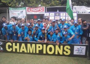 India deaf team won first ICC World T20