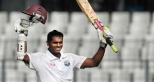 Chanderpaul becomes ICC Women's World T20 ambassador