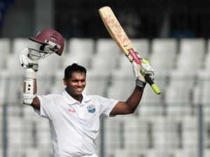 Shivnarine Chanderpaul becomes 2018 women's world twenty20 ambassador