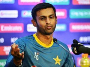 Shoaib Malik wants to play 2020 World T20 in Australia