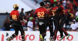 CPL 2018 Final: GAW vs TKR Scorecard, Trinbago won 3rd CPLT20