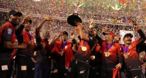 Trinbago Knight Riders beat Guyana to win CPL 2018 title