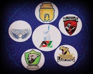 Afghanistan Premier League 2018 schedule, fixtures