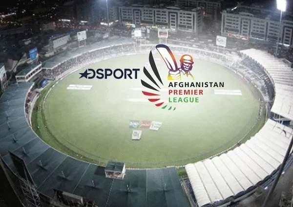 Afghanistan Premier League to be broadcast on Dsport in India