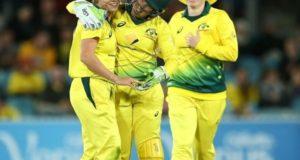 Australia named squad for ICC Women's World T20 2018