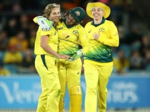 Australia T20 Squad for ICC Women's World Twenty20 2018