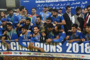 Balkh Legends beat Kabul Zwanan to win APL T20