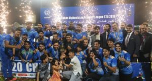 Balkh Legends win Afghanistan Premier League first season