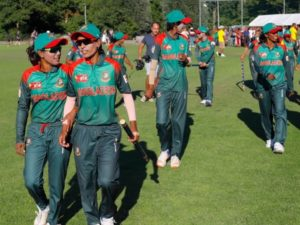 Bangladesh women squad for ICC T20 World Cup 2018