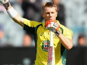 David Warner Australia cricketer