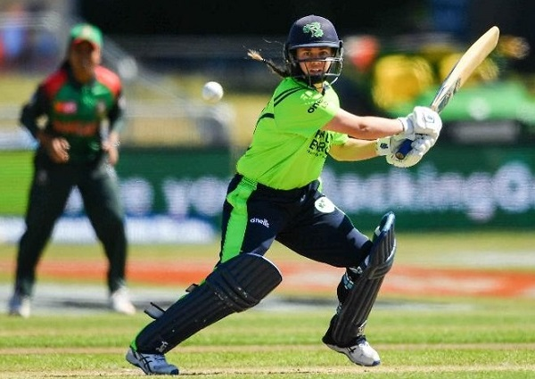 Laura Delany to captain Ireland women squad in ICC World T20 2018