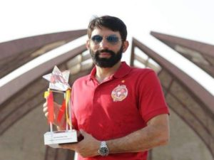 Misbah Ul Haq Islamabad United