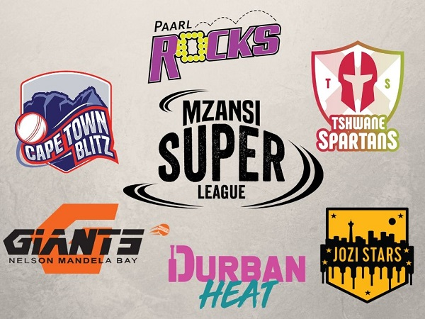 Mzansi Super League Teams photo by twenty20wiki