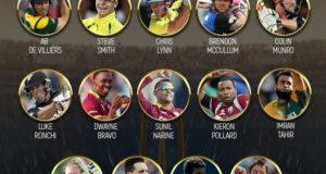PSL 2019 Foreign Platinum Players List revealed