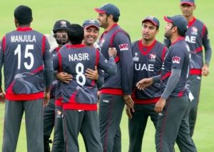 UAE to play Australia in one-off t20i on 22 October 2018