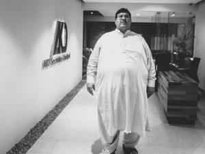 Aqeel Karim Dhedhi Businessman from Pakistan