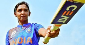 Harmanpreet Kaur becomes 1st Indian to score hundred in WT20