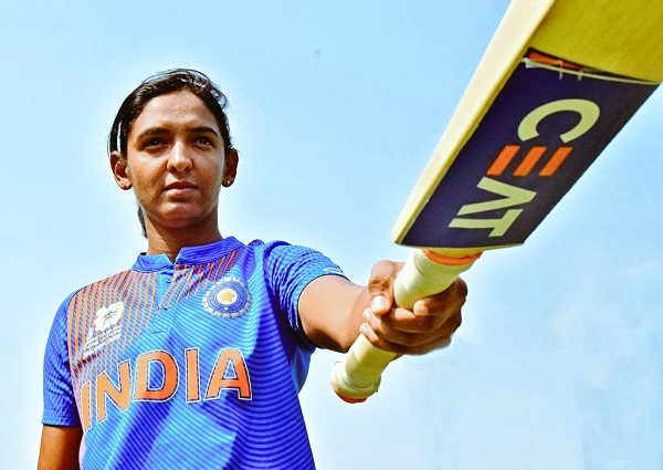 Harmanpreet Kaur scored hundred against New Zealand in ICC World T20 2018