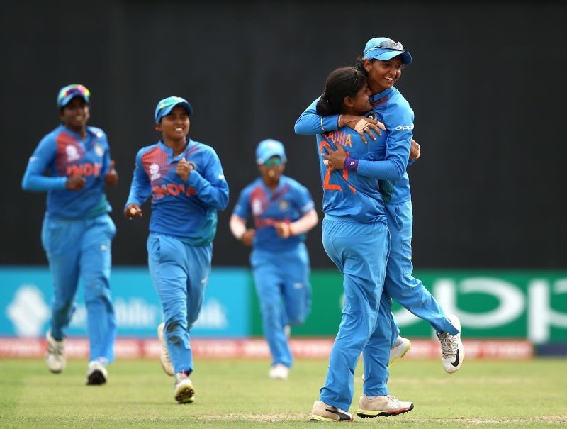India beat Australia to top Group in 2018 women's world t20