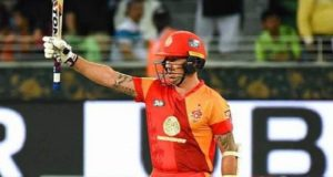 Luke Ronchi to attend PSL-4 Players Draft in Islamabad