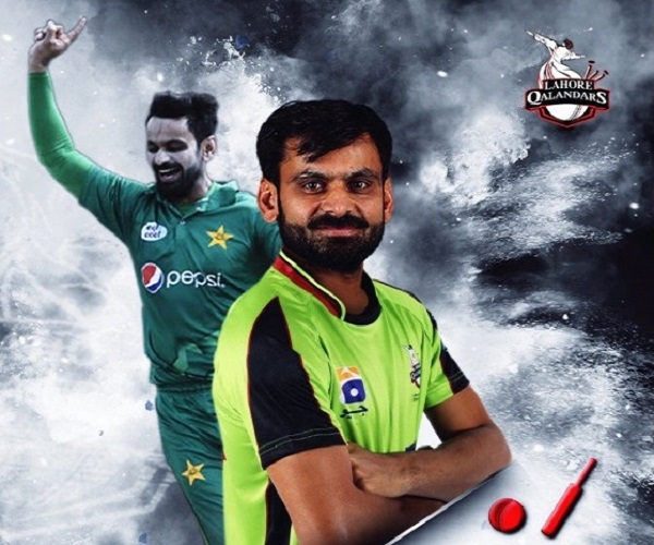 Hafeez to captain Lahore Qalandars in HBL PSL 2019