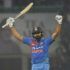 Rohit Sharma became first batsman to score 4 T20I tons
