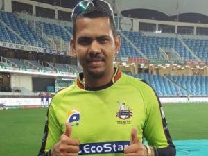 Sunil Narine Lahore Qalandars photo PSL-T20