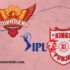 KXIP vs SRH 2019 IPL Match-22 Preview, Prediction, Live Streaming, TV Channels List