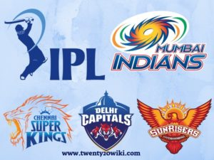 IPL 2019 playoff teams MI, CSK, DC, SRH