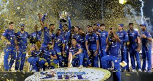Mumbai Indians Record at IPL Finals