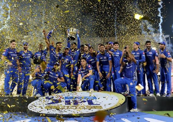 Mumbai Indians Record at IPL Finals