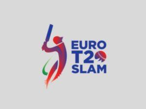 Euro T20 Slam logo