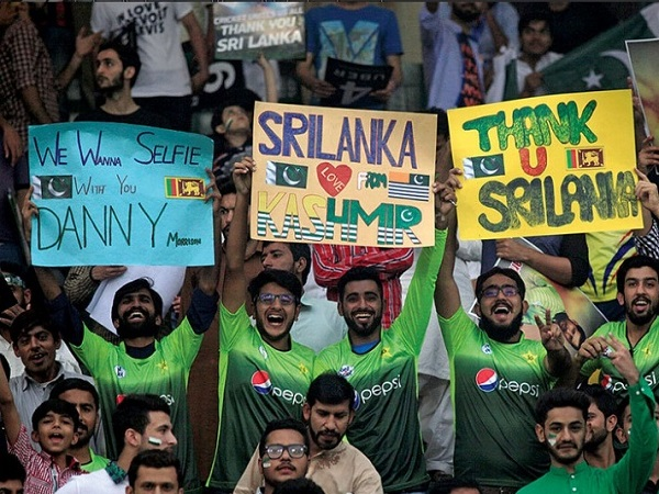 Pakistan welcomes Sri Lanka for cricket series in the country