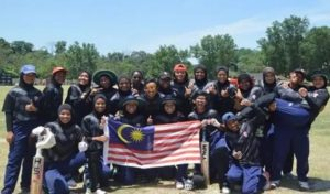 Malaysia women won Saudari Cup 2019