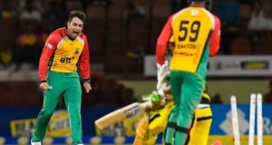 Hat-Tricks in Caribbean Premier League