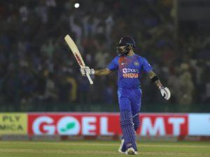 Virat Kohli leading run scorer in T20 internationals