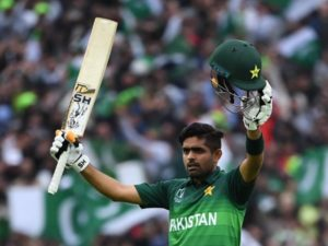 Babar Azam cricketer from Pakistan