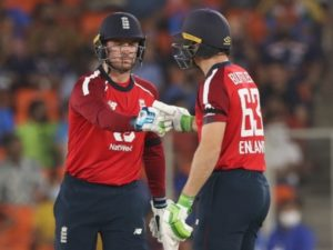 England won first t20 against India by 8 wickets 2021