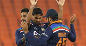 All-round performance guide India win 5th T20I and series
