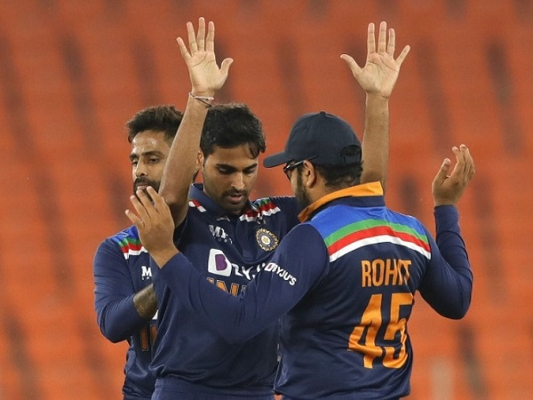 India beat England in 5 T20I series by 3-2