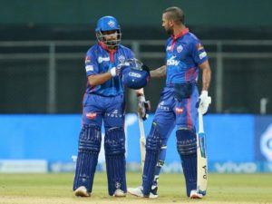 Delhi Capitals won by 7 wickets against Chennai Super Kings in IPL 2021 match-2