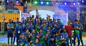 Multan Sultans win first PSL title defeating Peshawar Zalmi in 2021 final