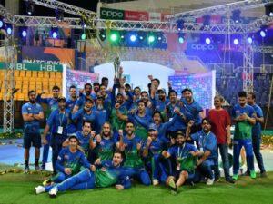 Multan Sultans win PSL 2021