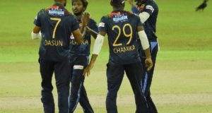 Sri Lanka beat India by 7 wickets in 3rd T20I to win series 2-1