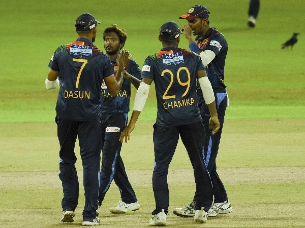 Sri Lanka wins T20 series against India 2021
